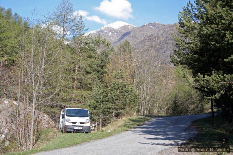 Unser Trafic im Vallée du Fournel
