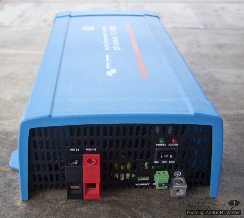 Wechselrichter Phoenix 12|800 von Victron Energy