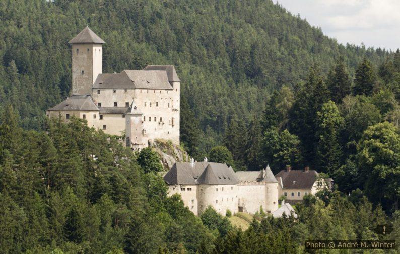 Le château Burg Rappottenstein