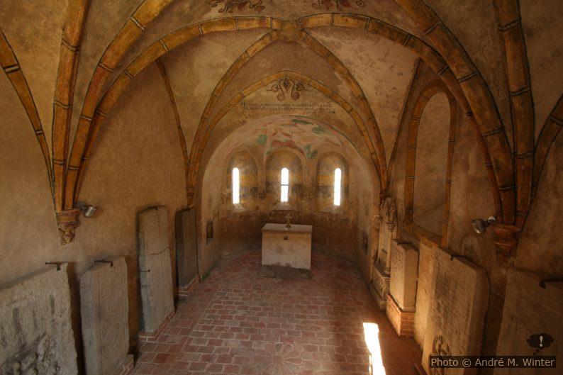 La chapelle Michaelskapelle à Zwettl