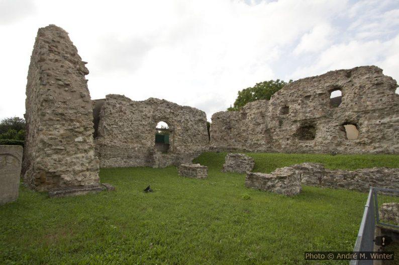 Fort romain de Cannabiaca à Zeiselmauer