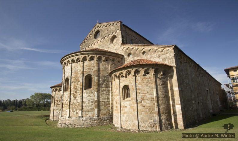 L'église de San Piero a Grado