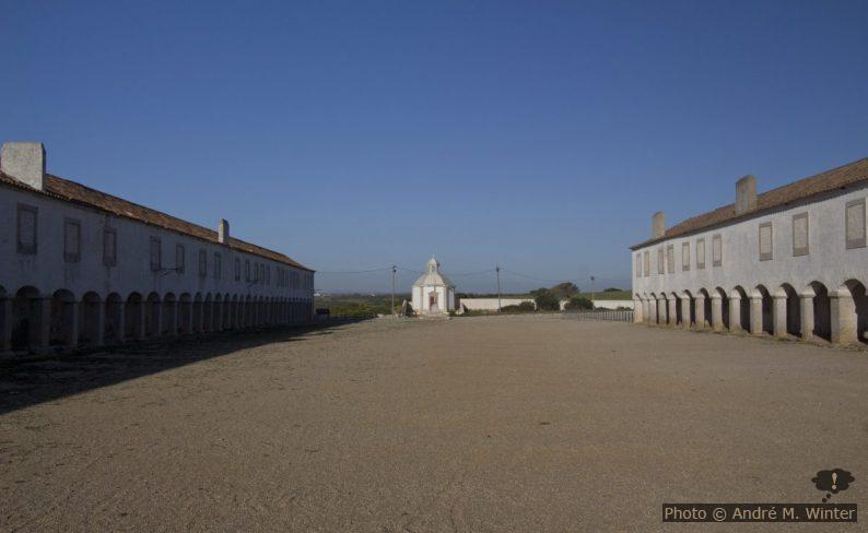 Terreiro e la Casa da Água no Cabo Espichel