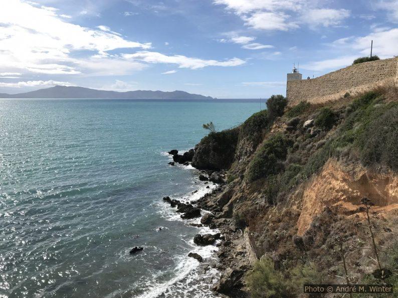 Monte Argentario, Faro di Talamone e Spiaggia libera del Cannone
