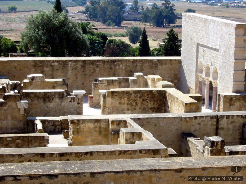 La Casa de Ya'far du Medinat Al-Zahra