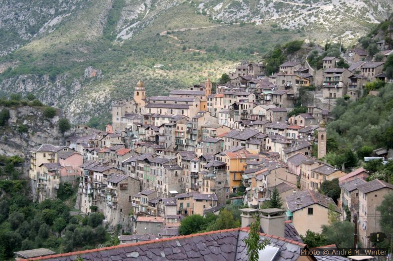 Village de Saorge