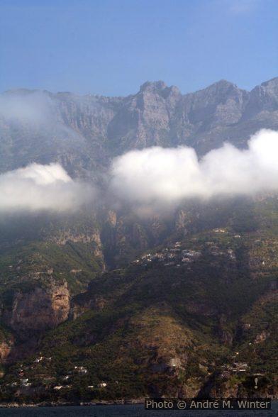 Monte San Agnelo et Monte Tre Pizzi de la Côte Amalfitaine