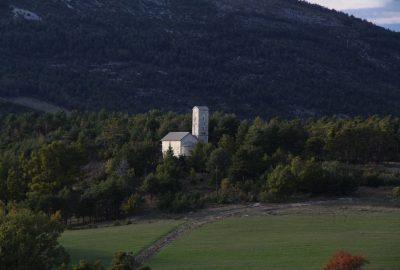 Chapelle Saint-Thyrse à Robion