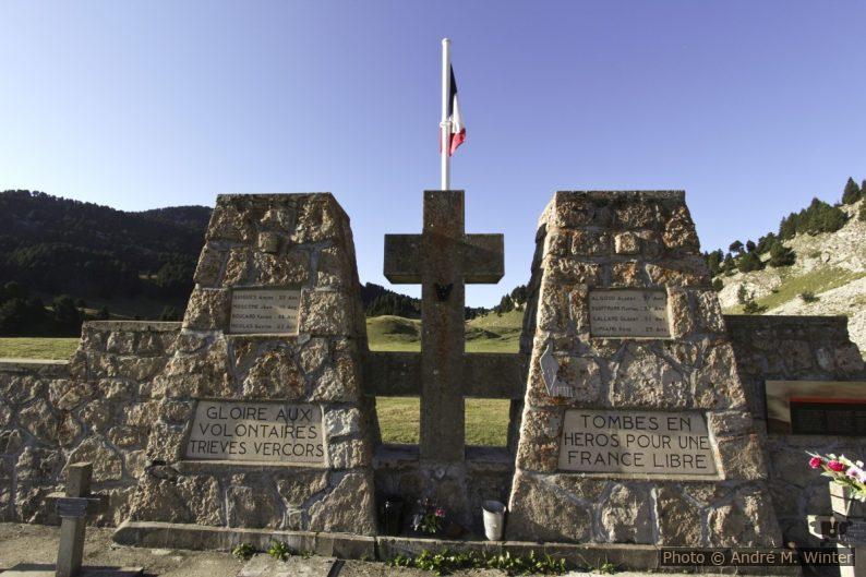 Mémorial de la Résistance au Pas de l'Aiguille